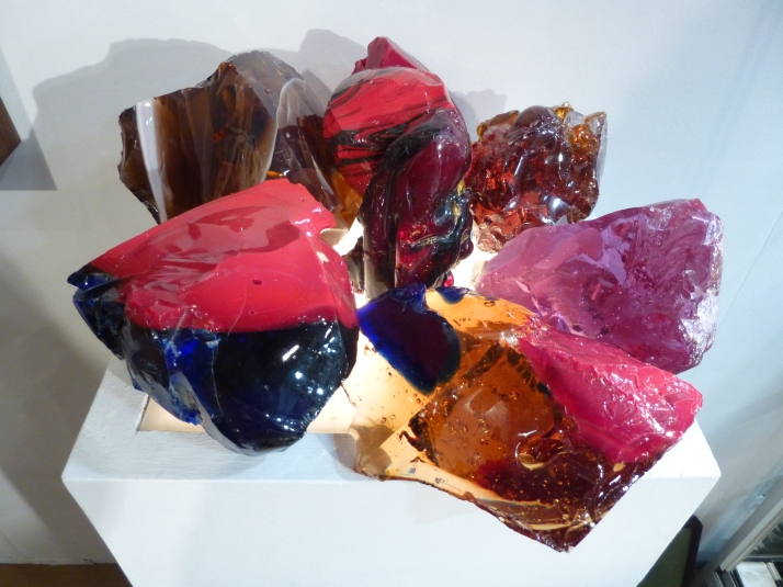 Murano Slag Glass Circa 1970