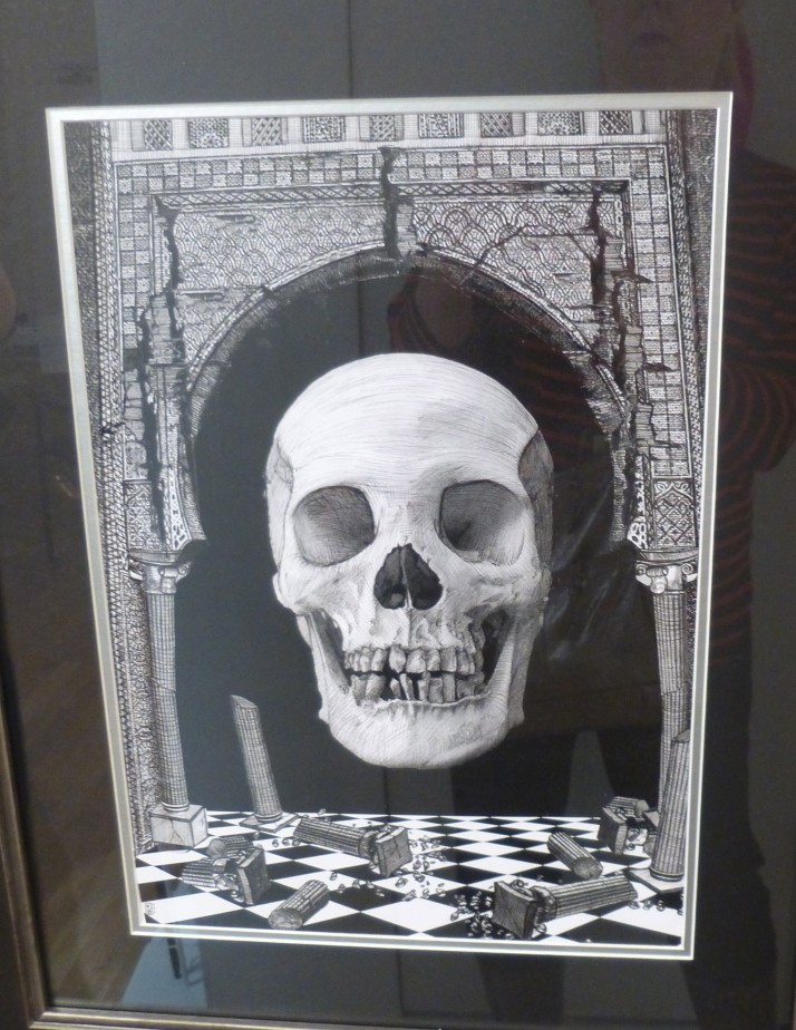 Robert Buratti The Death Card