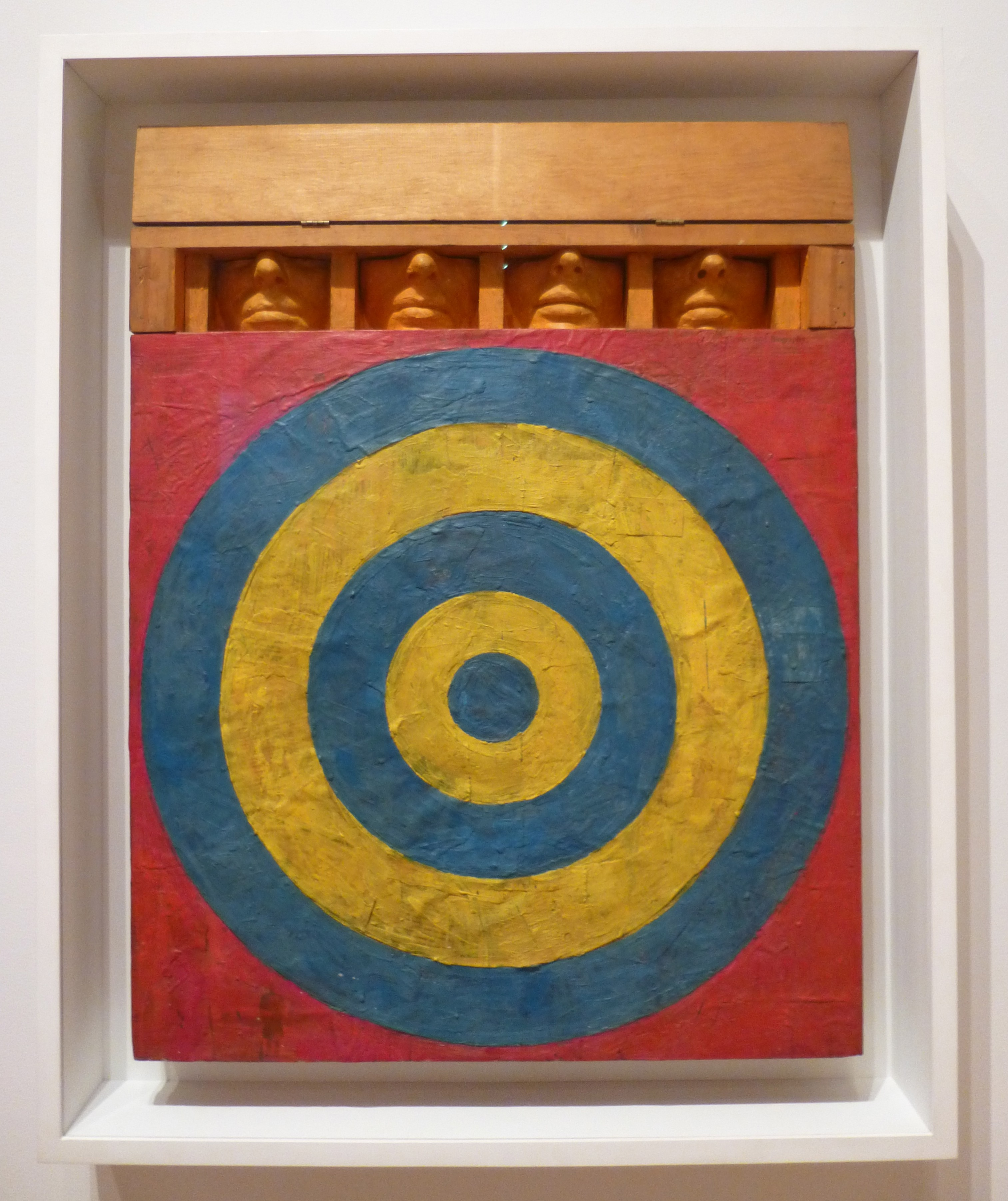 Jasper Johns | The Worley Gig