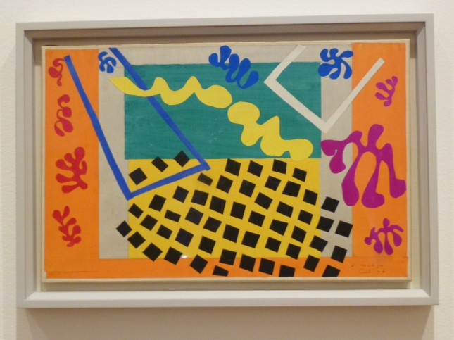 Matisse The Cut Outs