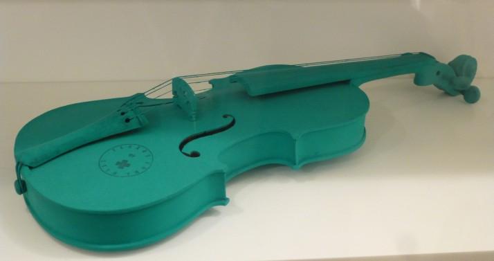 Green Violin