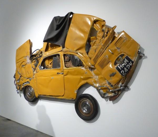 Yellow Fiat