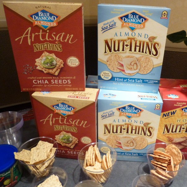 Blue Diamond Nut Thins