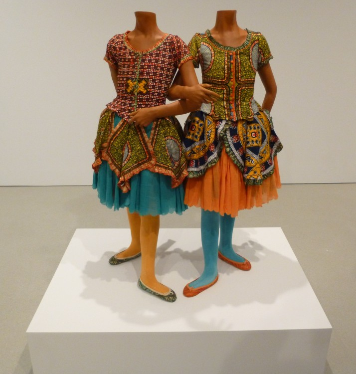 Yinka Shonbare, Girl Girl Ballerina