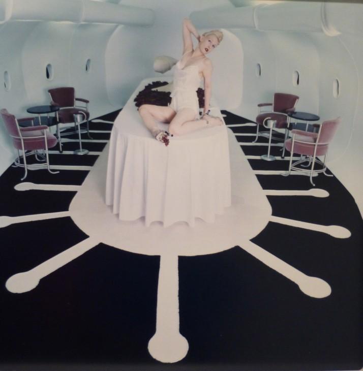 Matthew Barney, Cremaster 1: Goodyear Lounge