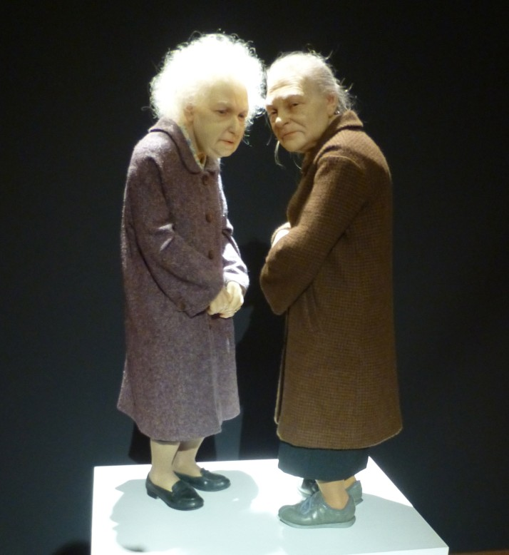 Ron Mueck, Two Women