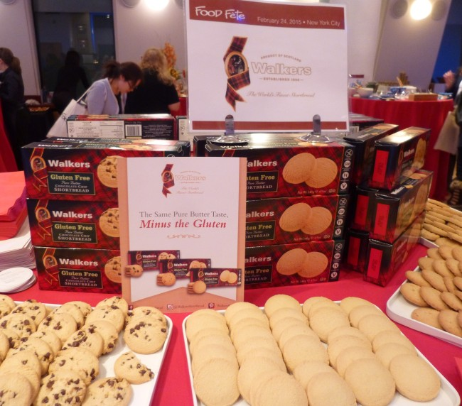Walkers Shortbread Booth
