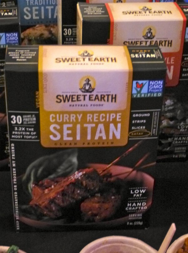 Sweet Earth Seitan
