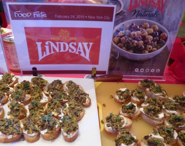 Lindsay Olives