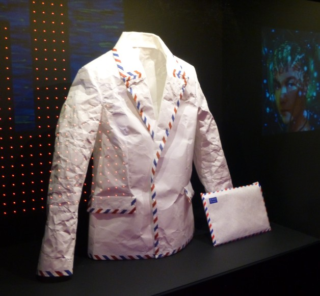 Airmail Jacket by Hussein Chalayan
