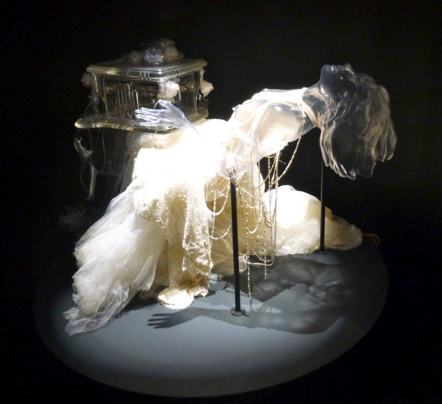 Pagan Poetry Dress and Vespertine Music Box