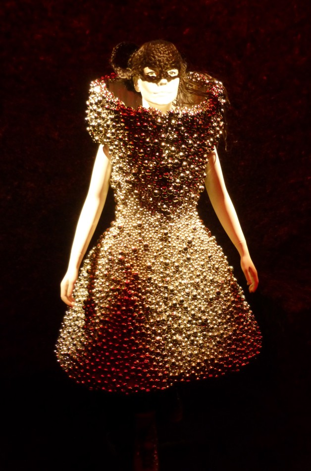 Bell Dress by Alexander McQueen