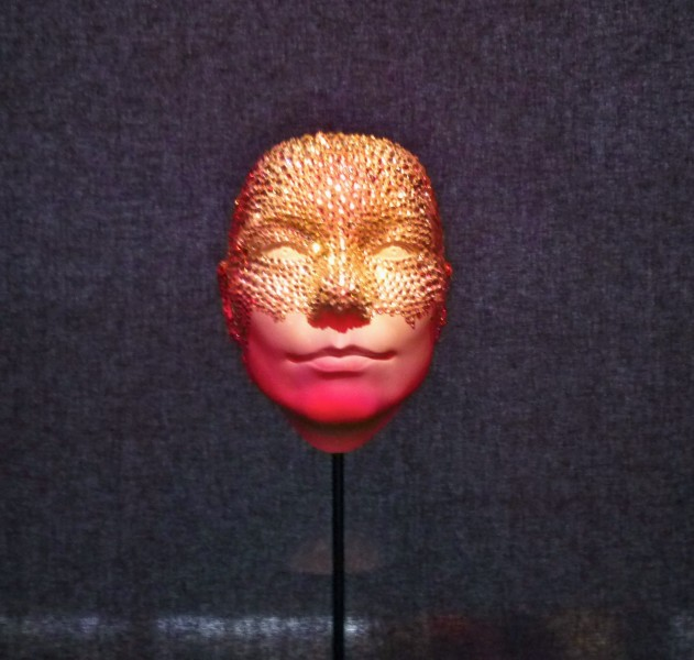 Crystal Mask by Val Garland