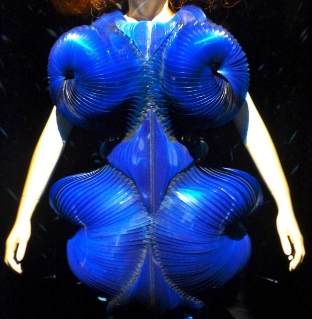 Biophilia Dress Close up