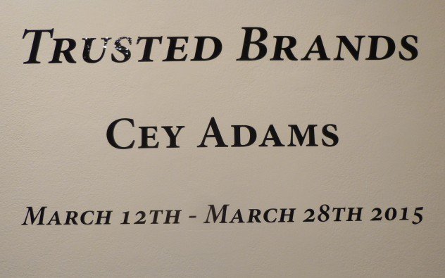 Cey Adams Signage