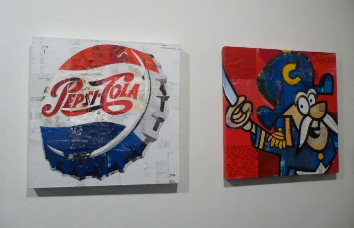 Pepsi Cap N Crunch
