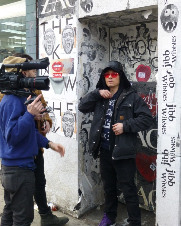 Sucklord Gets Interviewed