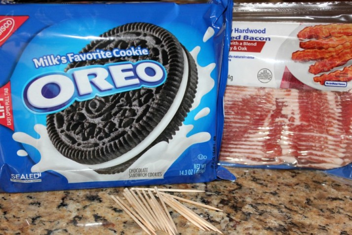 Bacon and Oreos