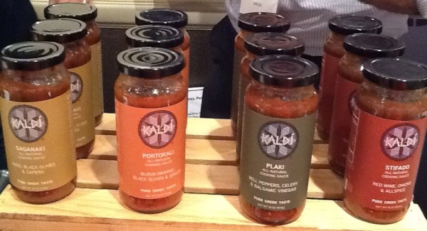 Kaldi Mediterranean Cooking Sauces