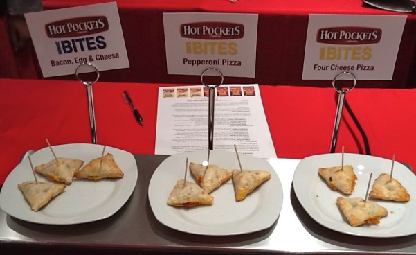 Hot Pockets Samples