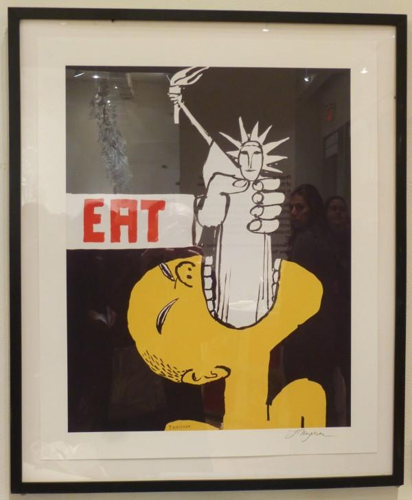 Tom Ungerer, Eat