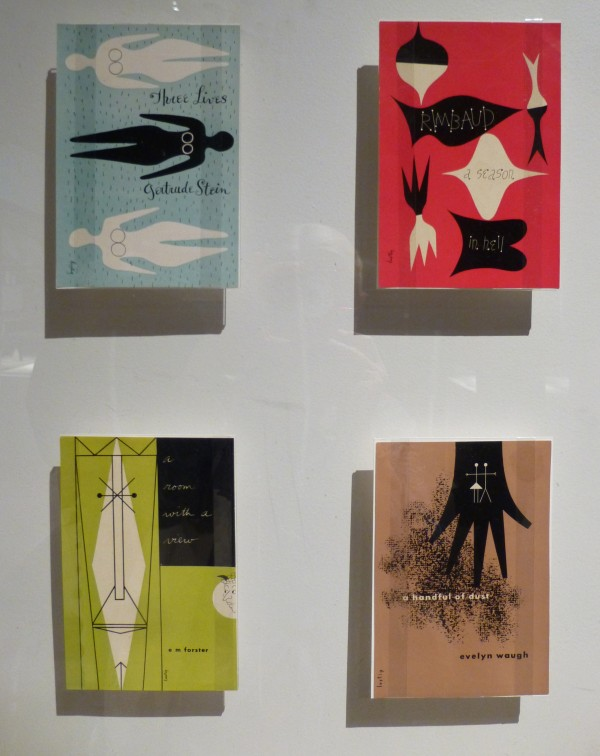 Booky Covers By Alvin Lustig