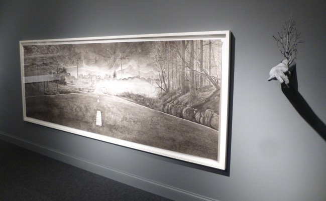 Gesture (Tree), 2015