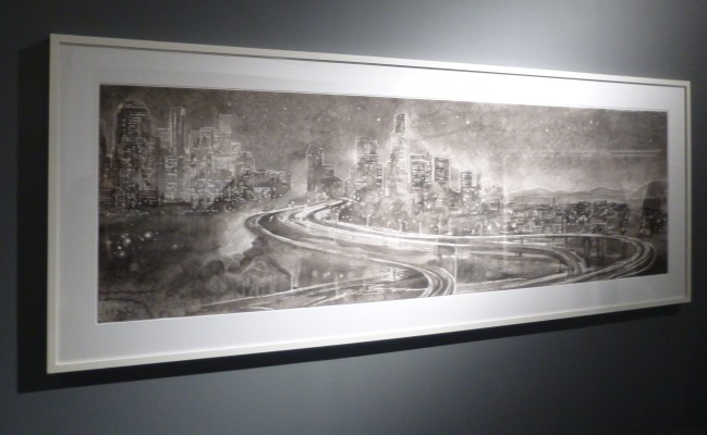 Cityscape (The Road), 2015