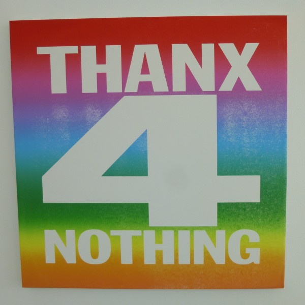 Thanx 4 Nothing