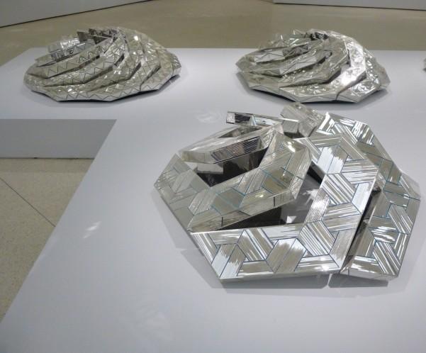 Mirror Sculpure Cluster