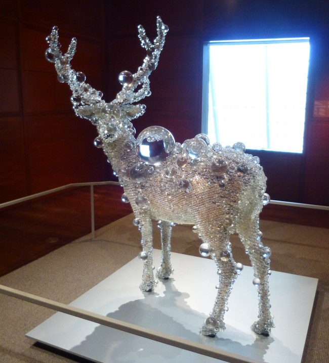 Glass Bambi