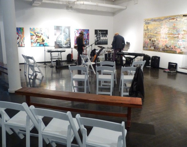 Dillon Gallery Room Shot