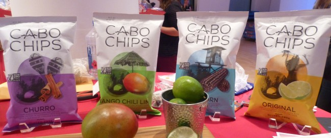 Cabo Chips Varieties