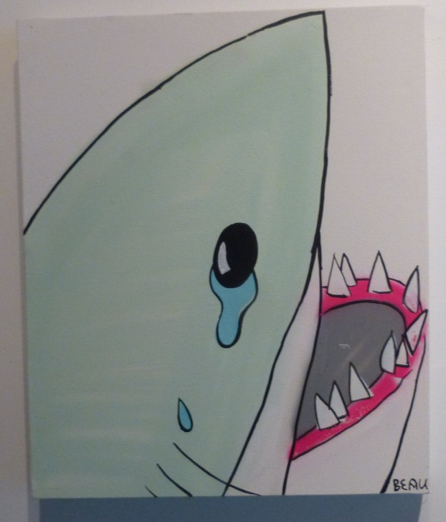Crying Shark