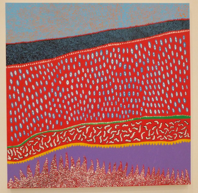 Kusama Painting