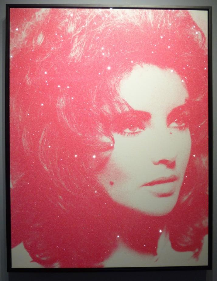 Pink Elizabeth Taylor