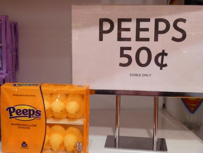 Peeps On Sale