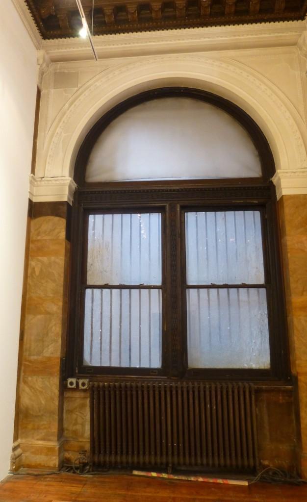 Bars on Window