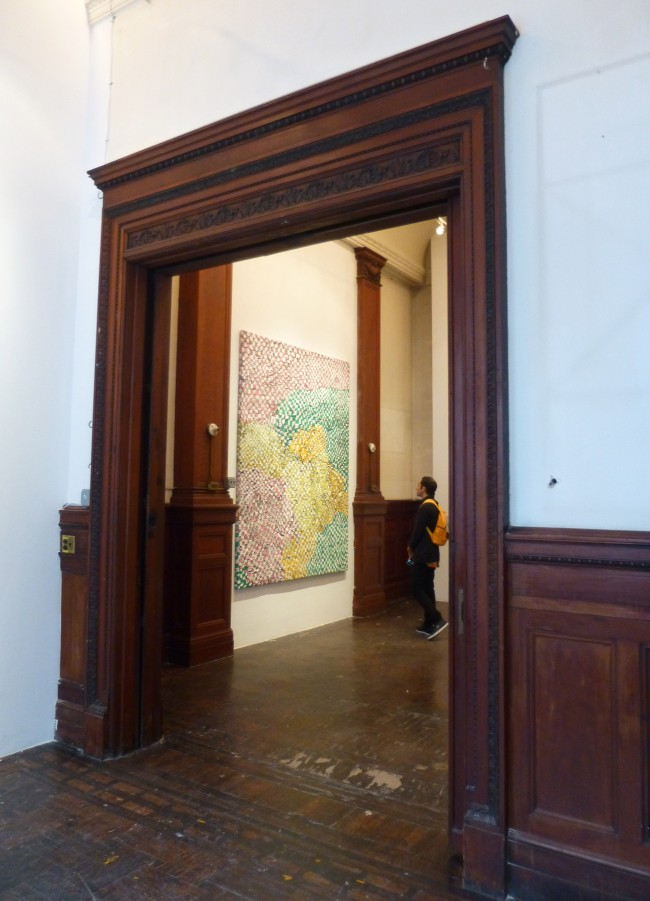 Entry to Second Gallery
