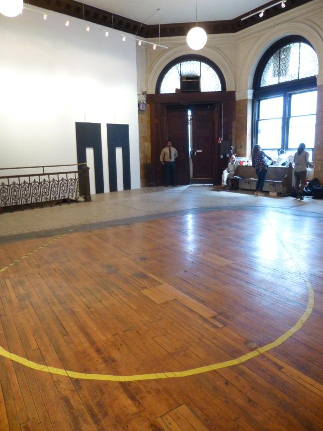 Basketball Court Detail