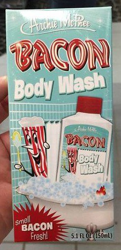 Bacon Body Wash