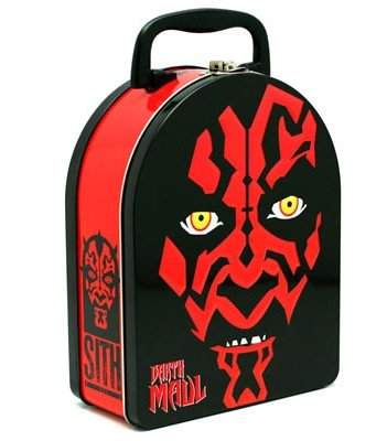 Darth Maul Lunch Box