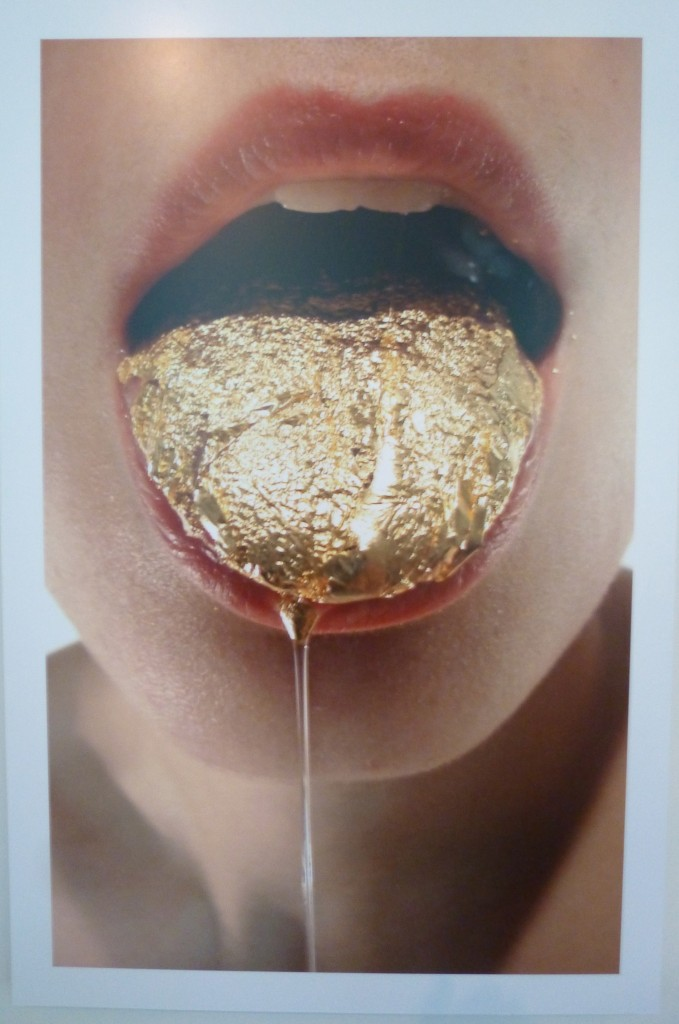 Tongue Gilding