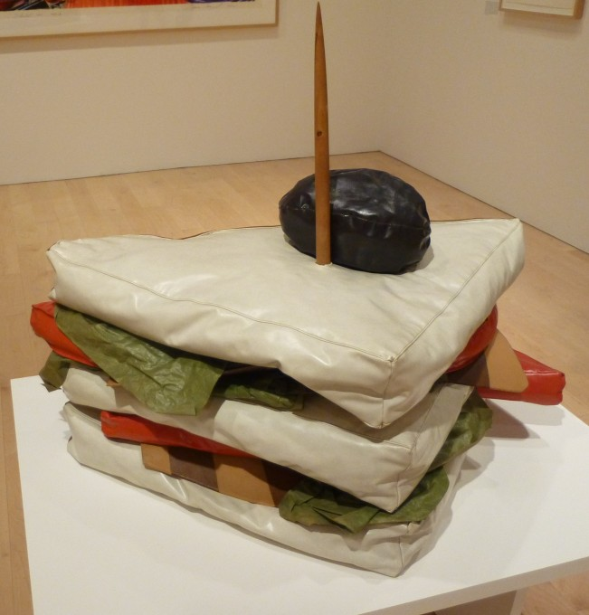 Claes Oldenburg BLT