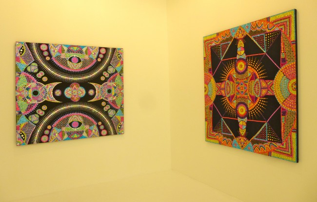 Evie Falci, Ani (L), Manipura (R)