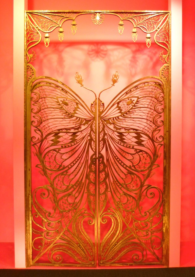 Butterfly Gates