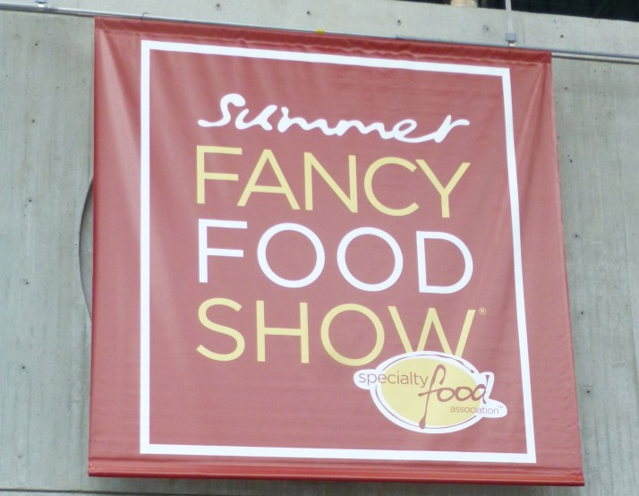 Fancy Food Signage
