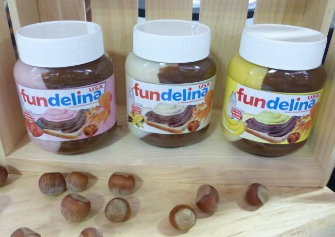 Fundelina Hazelnut Snack