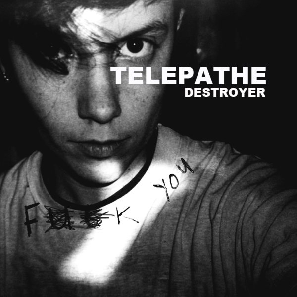 Telepathe Destroyer Cover Art