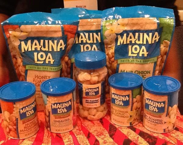 Mauna Loa Macadamia Nuts